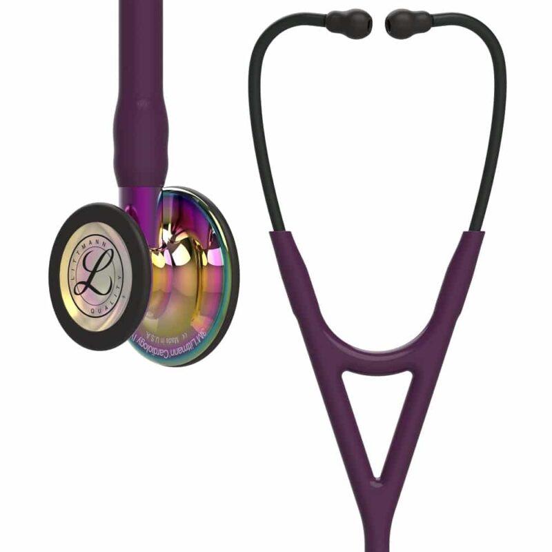 visar Littmann Cardiology IV - Plum 6239