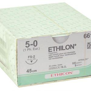 Ethicon Ethilon Sutur 5-0