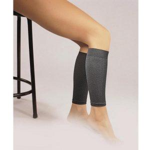 Högteknologisk benvärmare Solidea Leg Svart