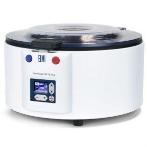visar centrifugens utsida i vitt