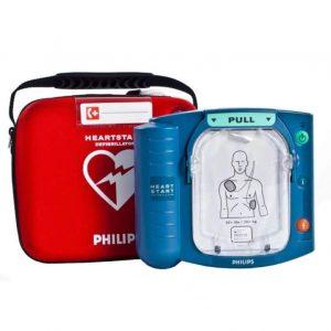PHM5066AC02 Philips HeartStart Hjärtstartare med Slim Case