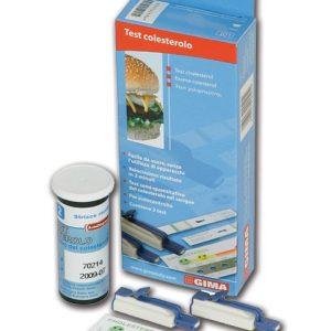 Kolesteroltest 2-Tester