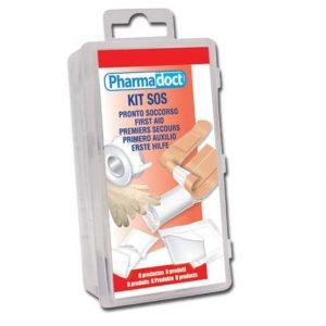 Första Hjälpen-kit Pharmadoct
