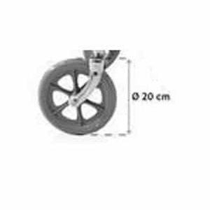Framhjul till Rullstol Basic
