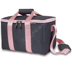 Universal Första Hjälpen-Väska sport Grå/Rosa