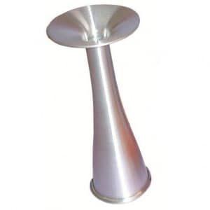 Aluminiumtratt - Pinard´s stetoskop