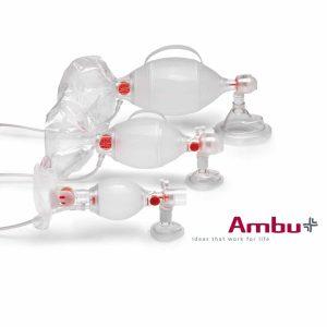 AMBU SPUR II Engångs-Handventilator för Vuxna