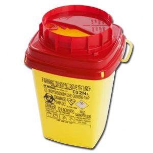 Behållare för vassa föremål 3 Liter