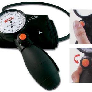 Blodtrycksmätare med handmanometer Automatisk