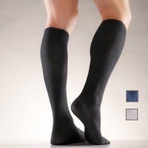 Bomullstrumpa knä från Mabs