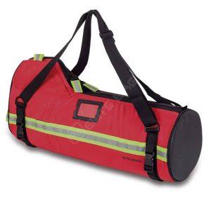 Syrgasväska för 5L O2 TUBES (Röd)