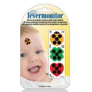 Febertermometer plåster (3-pack)