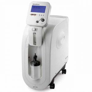 Syrgaskoncentrator 5 Liter med nebulisatorfunktion