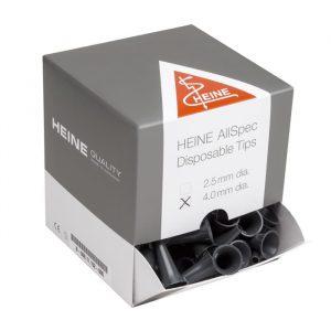 HEINE AllSpec Otoskop Örontrattar, 4mm, 250 st