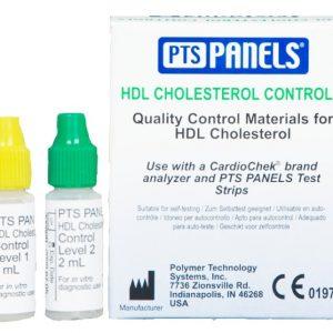Kvalitetskontroll för HDL CardioChek