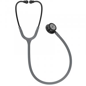 Littmann Classic III Stetoskop, Smoke Chestpiece, Gray Tube