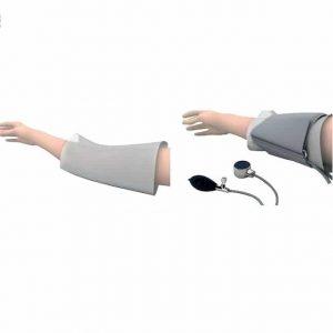 Manschettskydd för blodtrycksmätare - 10 Stycken