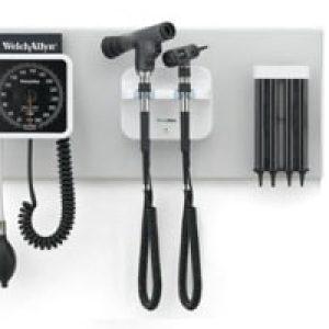 Welch Allyn Diagnostiskt Kit – Otoskop, Oftalmoskop, Blodtrycksmätare