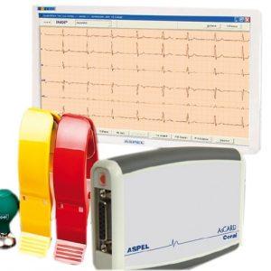 PC-EKG Trådlöst eller med USB