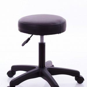 Rund stol för undersökningar