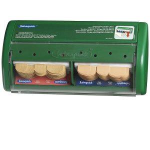 Salvequick Plåsterautomat med Plast- och textilplåster