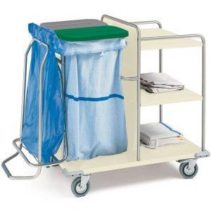Tvättvagn för Sjukvården