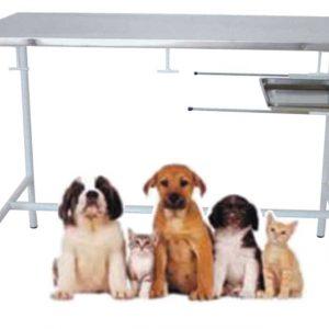 Undersökningsbord för veterinär