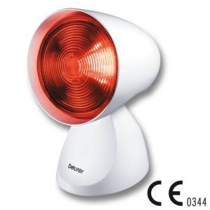 Värmelampa IL21 med infrarött ljus mot muskelvärk och förkyl